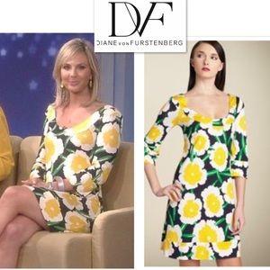 Diane Von Furstenberg Stella mini shift
